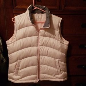 Womens Lands' End Vest